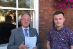 Embedded thumbnail for Cllr Roy Rollings speaks about the Crime Survey going out in Birstall