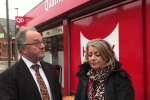 Embedded thumbnail for Improving high street security in Anstey with Cllr Deborah Taylor