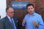 Embedded thumbnail for Ed Argar MP talks about the post of Police and Crime Commissioner